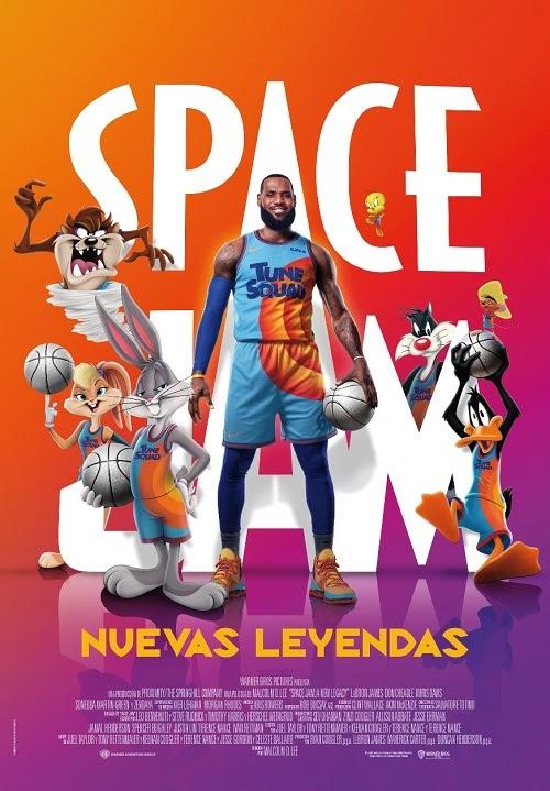 Space Jam 2 Nuevas leyendas