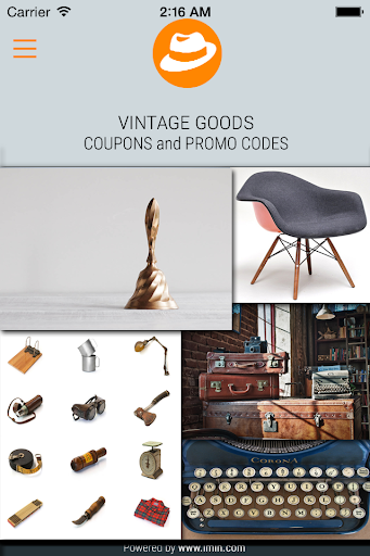 Vintage Goods Coupons -I'm In
