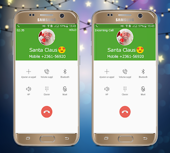 Santa Claus Video Live Call - Chat With Real Santa - náhled
