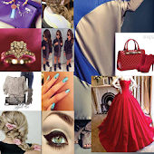 Women beauty elegance fashion