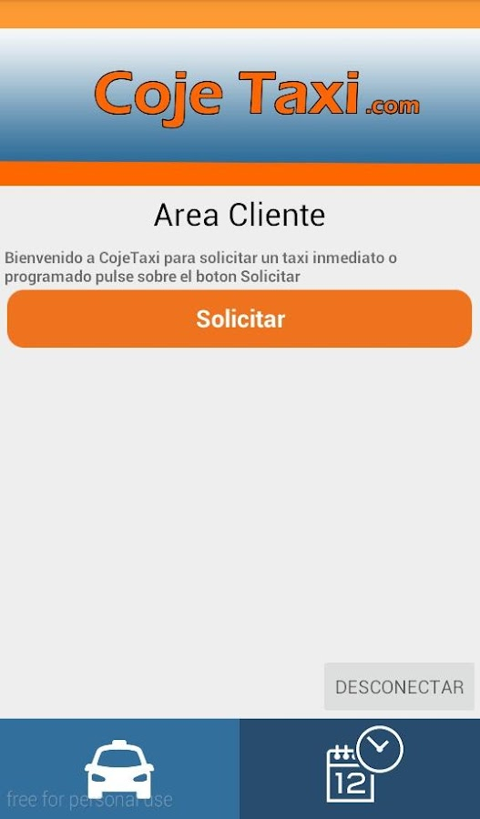 CojeTaxi- screenshot