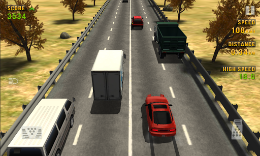 Traffic Racer 2.5 screenshots 1