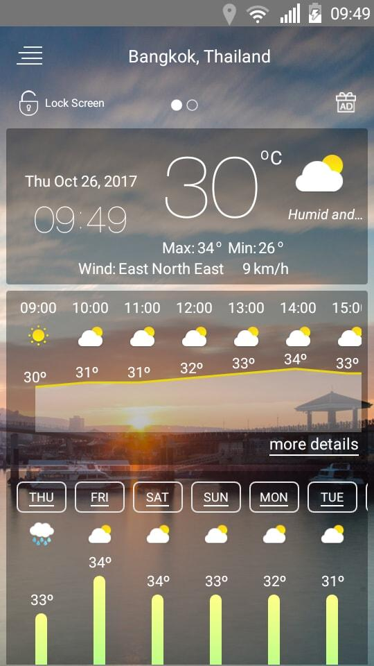 Weather Forecast pro v43 For Android APK Download - DLoadAPK