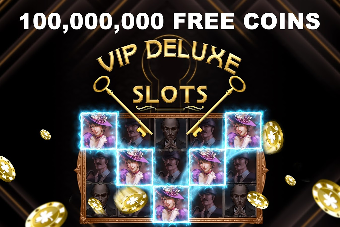 deluxe slot machine play