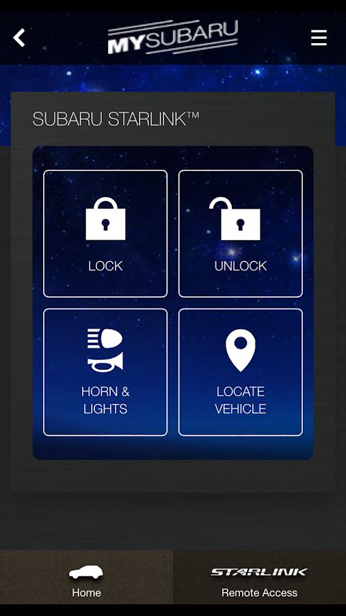 mysubaru android apps on google play. Black Bedroom Furniture Sets. Home Design Ideas