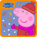 Peppa Seasons: Autumn & Winter Icon