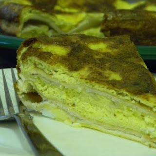 Pita Brunch Pie