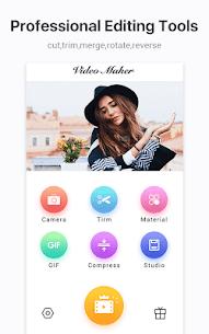 Video Maker Video Editor Clipvue – Cut, Photos 1
