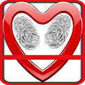 Love Scanner Fingerprint Prank icon