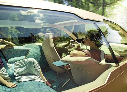 The homely interior will be more like a lounge than a car cabin. Picture: SUPPLIED