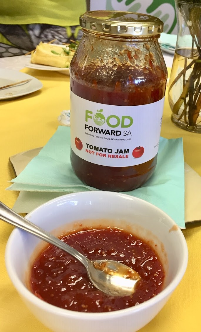 "QUALITY CHECK - TICK: FruitLips, the company which made the ""not for sale"" tomato jam for Food Forward SA, is a Woolworths supplier, as is the tomato farm, Rennies."