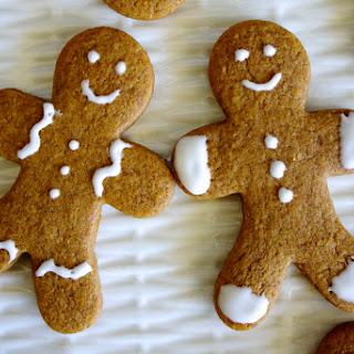 Gingerbread Men No Butter Recipes.