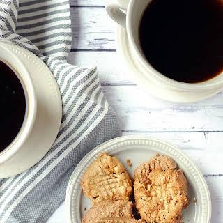 Creamy Cashew Butter Cookies (Paleo + Vegan).