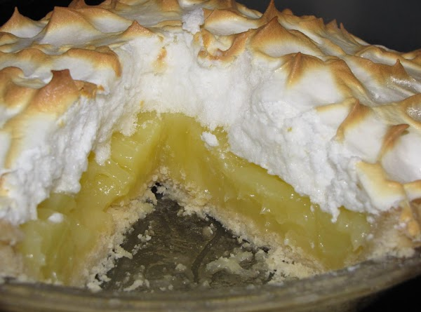 Meringue: Beat egg whites with the cream of tartar until frothy. Gradually beat in the...