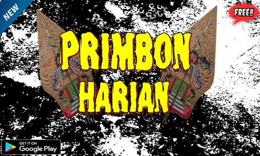 Primbon Hari Baik Harian - náhled