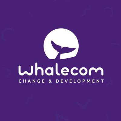 Logo whalecom programa rrhh