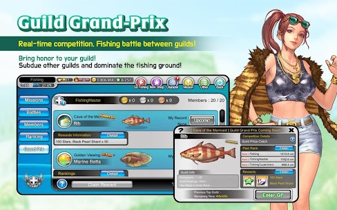 Fishing Superstars Mod 5.7.3 Apk [Unlocked] 3