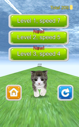 Télécharger Gratuit Cat Run apk mod screenshots 6