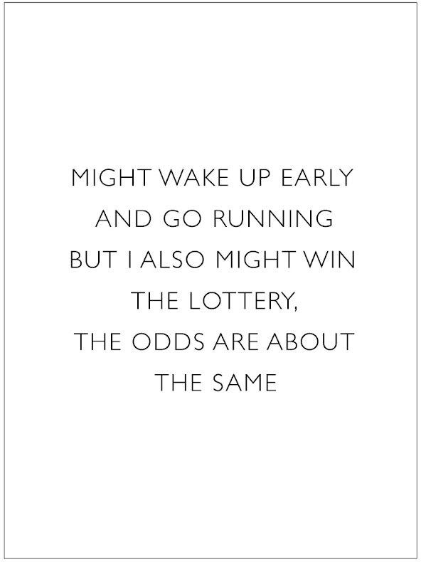 MIGHT WAKE UP
