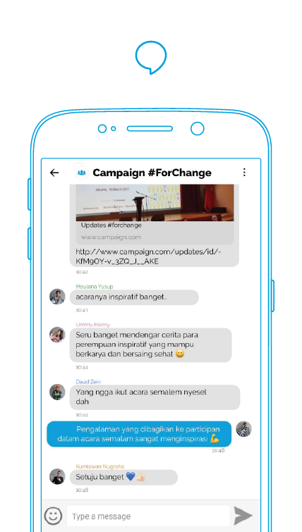 Campaign.com- screenshot