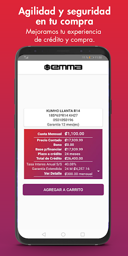 EMMA PAY screenshot 4