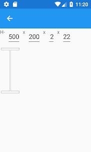 Structure Calculator 1.0.2.1 APK + MOD (Unlocked) 2