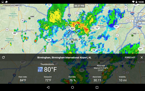 Radar Now! screenshot 12