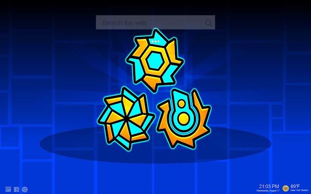 Geometry Dash Scratch Theme - Geometry Dash
