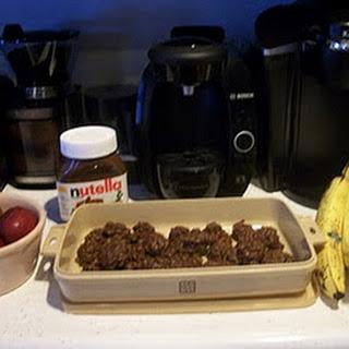 Nutella Recipe - Nutella No Bake Cookies Recipe