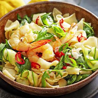 Rag Pasta with Shrimp and Crab Recipe