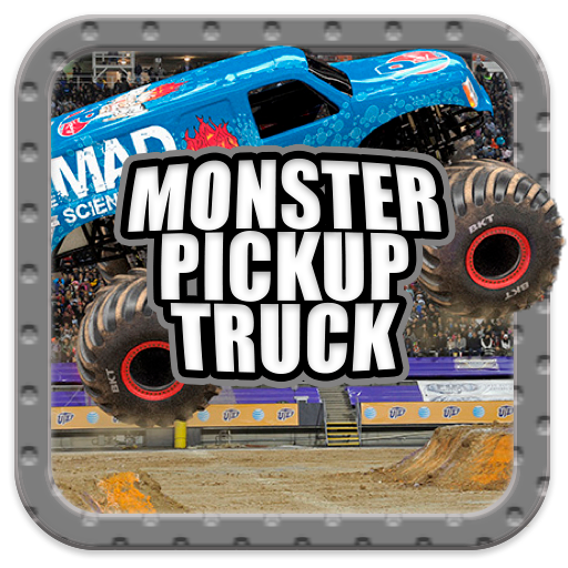 Monster Pickup TRUCK