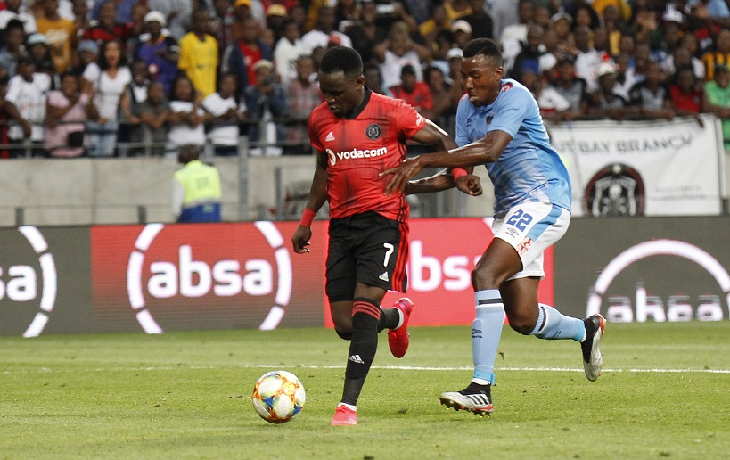 All in the system: Mhango explains his explosive form at Orlando Pirates