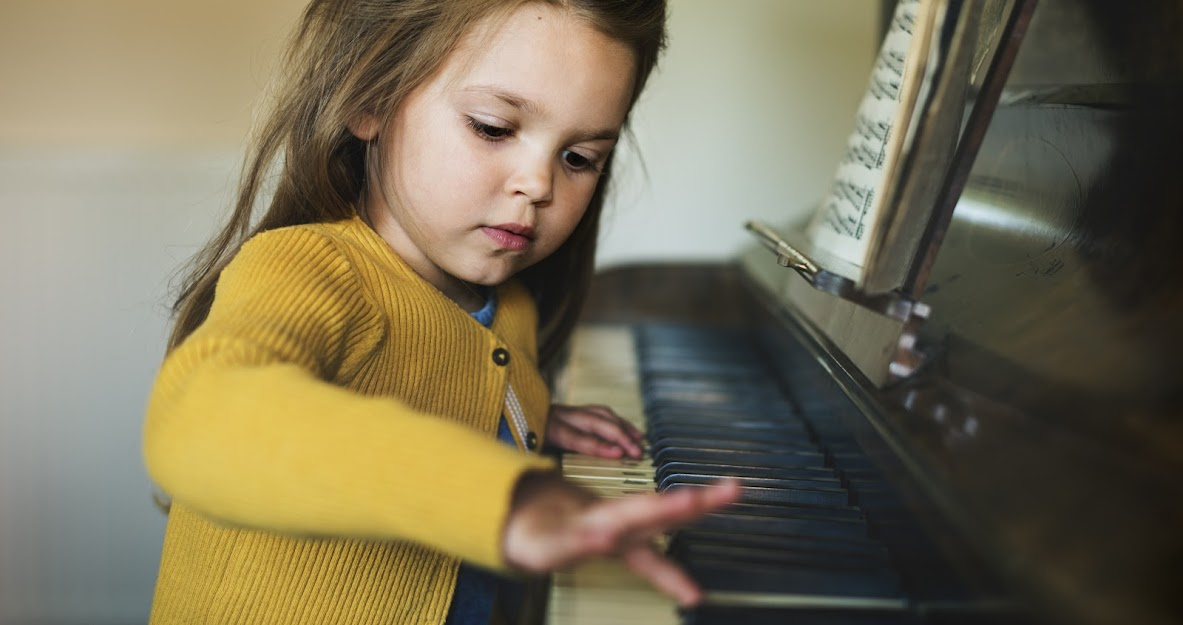 Every Child Learns Piano Differently