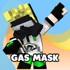 Gas Mask Skins for Minecraft