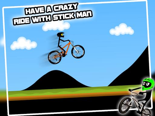 Stick Bike - Stunt Biker