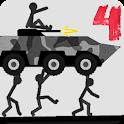 Stickman Destruction 4 Annihilation icon