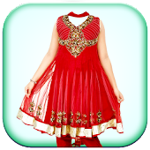 Girls Dress Photo Editor - Girls Dress Designs