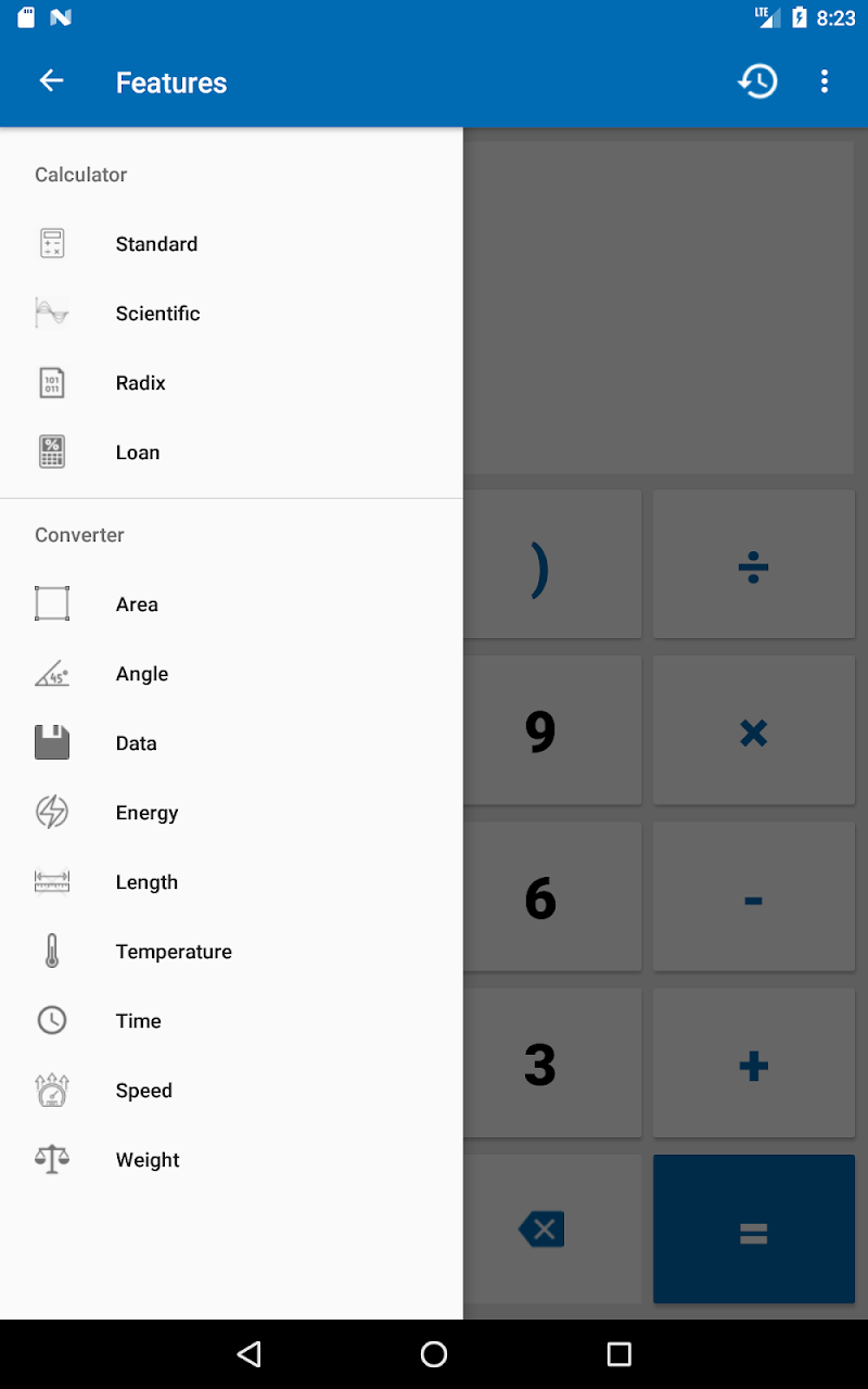 NT Calculator - Extensive Calculator Pro Screenshot 15