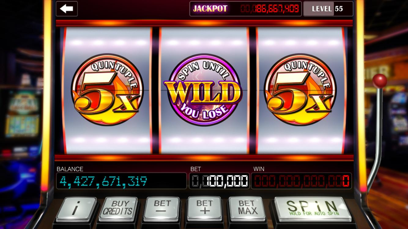 Classic Fruit Slot Machine - Free to Play Online Casino Game