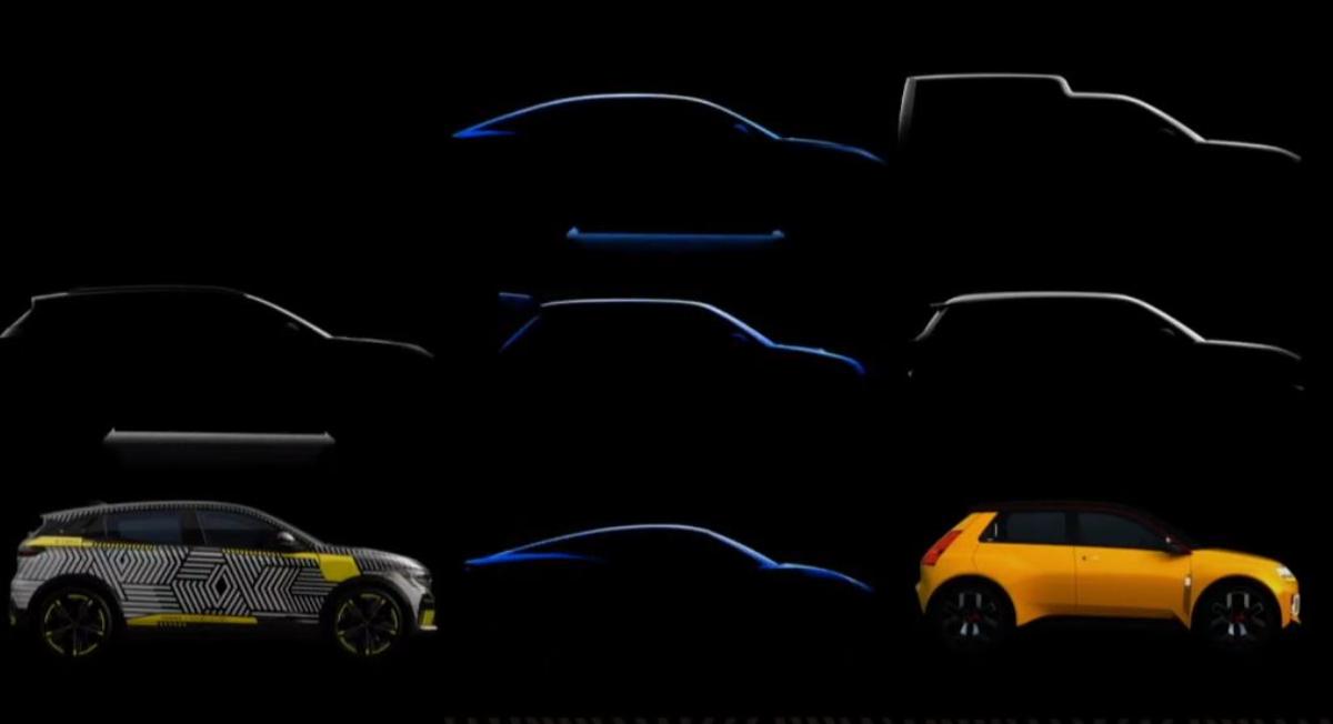Annonce de 8 nouveaux véhicules