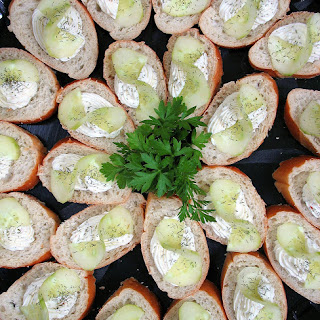 French Canapes Recipes.