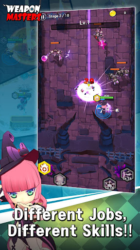 Weapon Masters : Roguelike apkpoly screenshots 3