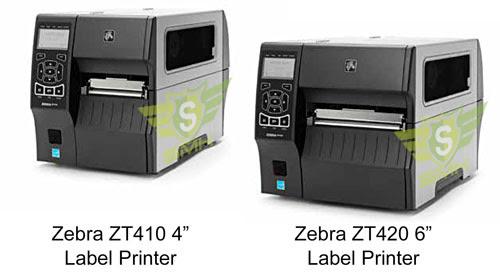 máy in mã vạch ZT400