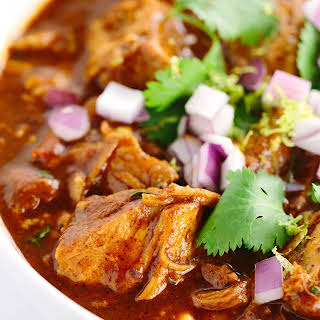 Mexican Red Pork Chili Recipes.
