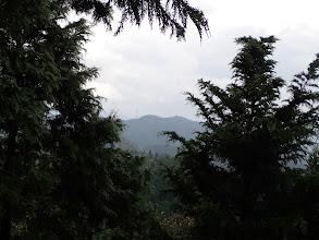 東光寺山方面