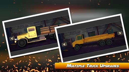 Diesel Truck Transport