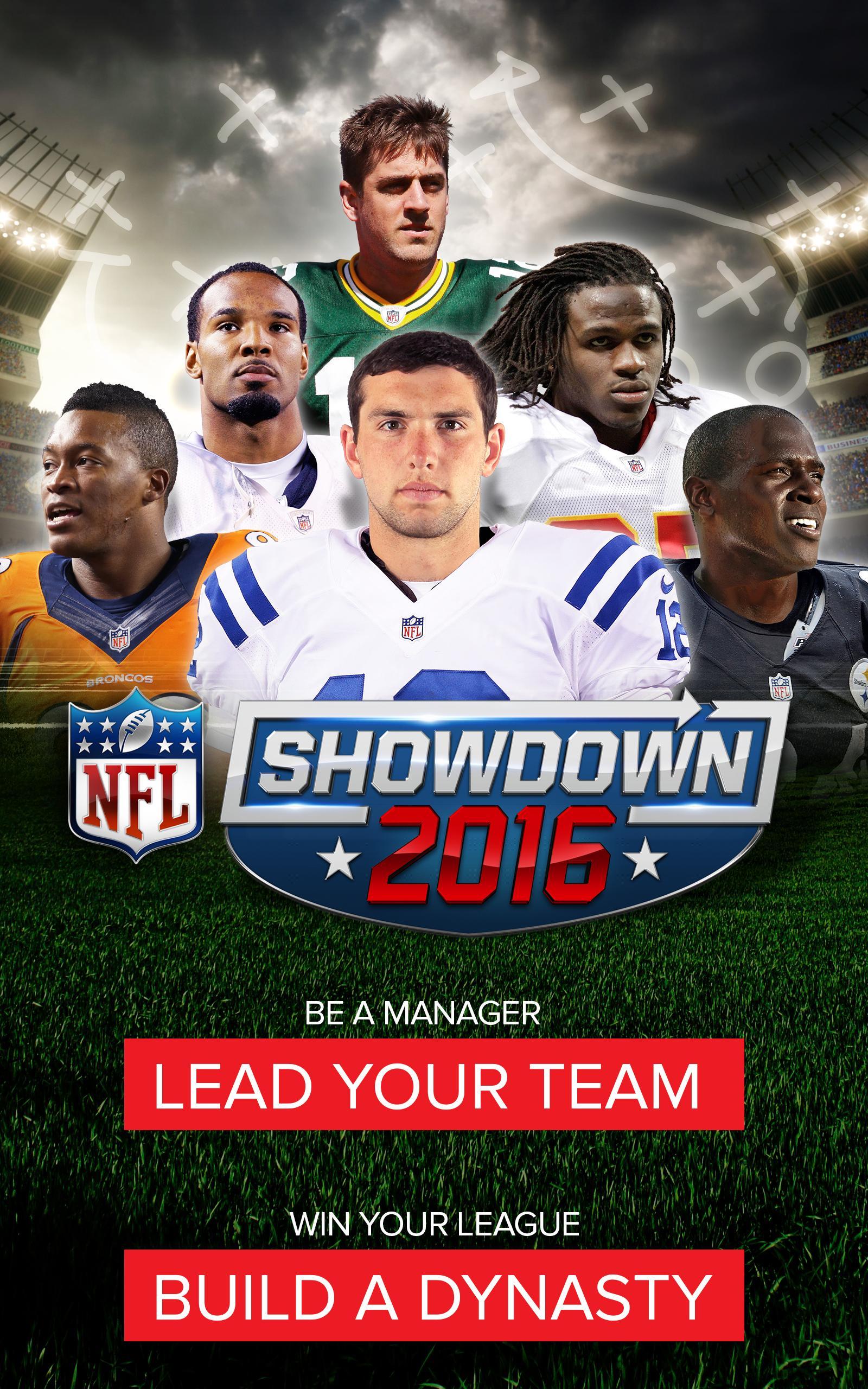 NFL Showdown: Football Manager screenshot #10