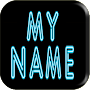 3D My Name Neon Live Wallpaper file APK Free for PC, smart TV Download