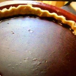 Grandma's Chocolate Pie.