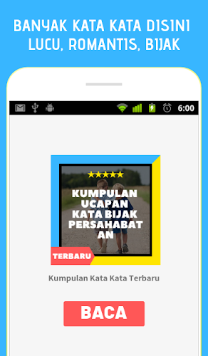 Download Ucapan Kata Bijak Persahabatan Apk Latest Version
